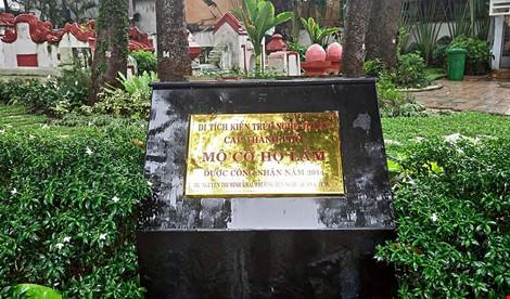 Kỳ bí khu mộ cổ hơn trăm năm trong công viên Tao Đàn - 13