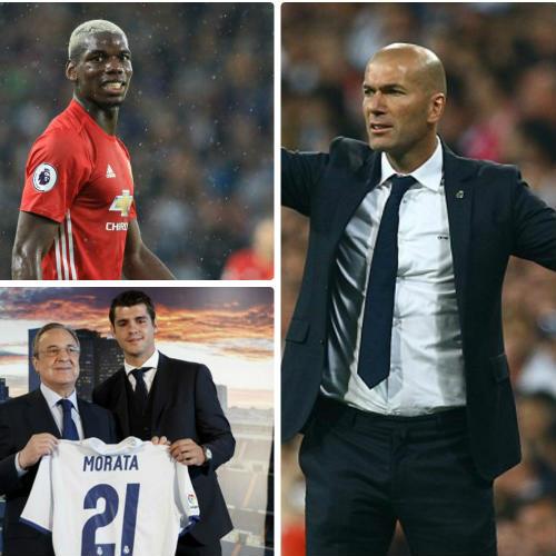 Chuyển nhượng hè Real: Thất bại của riêng Zidane - 1