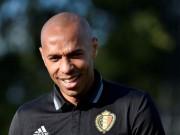 Tin HOT sáng 30/8: Henry ra mắt Ban huấn luyện ĐT Bỉ
