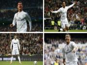 7 năm, 7 siêu phẩm huyền thoại của Ronaldo ở Real