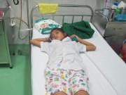 Sức khỏe đời sống - Bệnh viện mượn huyết thanh để cứu sống bé gái
