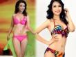 Lục ảnh gợi cảm của Mỹ Linh khi thi Hoa hậu Hoàn vũ