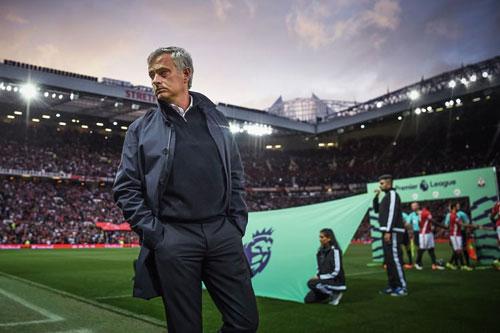 MU: Mourinho lập kì tích chưa từng có 138 năm - 1