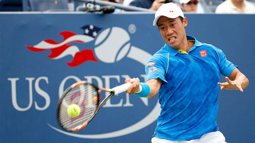 US Open ngày 2: Sức mạnh Samurai - 1