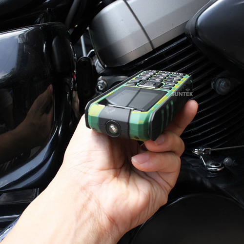 """Điện thoại chống nước, Pin dùng 20 ngày giá 599.000 """"mua 1 được 2"""" - 5"""