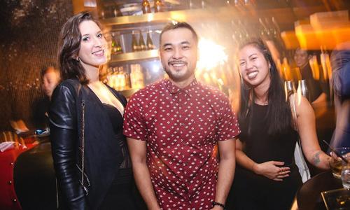 BLUE VELVET: Địa điểm giải trí mới toanh toàn trai xinh gái đẹp tại Sài Thành - 5
