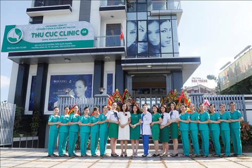 Thu sang rộn ràng ưu đãi làm đẹp tại Thu Cúc Clinics - 1