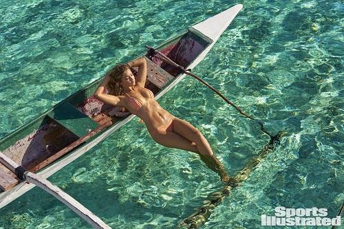 Gigi Hadid hút mắt với đường cong tuyệt mỹ - 8