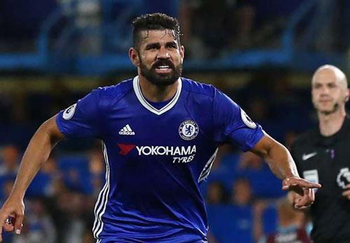 Diego Costa: Thân ở Chelsea, hồn ở Atletico - 1