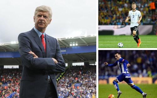 Đón Mustafi & Perez, Arsenal sẽ đua vô địch hay top 4 - 1
