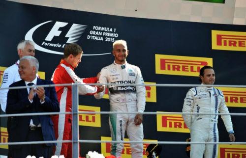 F1 - Italian GP: Chạy đua với thời gian - 3