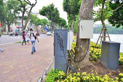 Trải nghiệm wifi miễn phí trên phố đi bộ quanh Hồ Gươm - 10