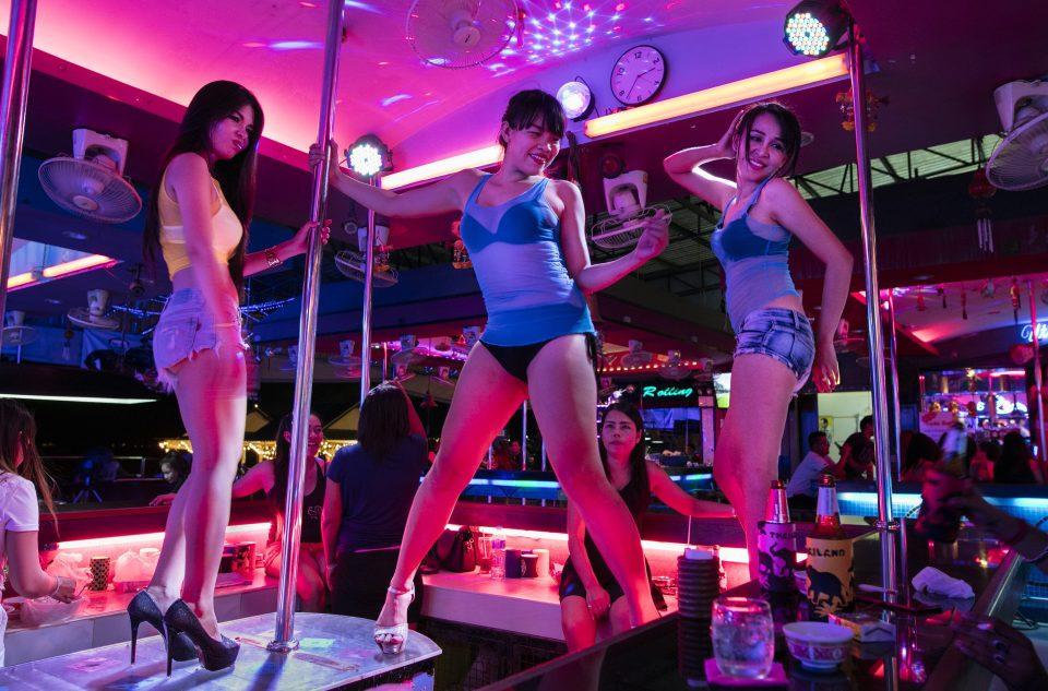 """7 ngày mục sở thị """"thủ phủ mại dâm"""" Thái Lan - 5"""