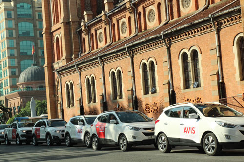 Avis – Roadshow cuối tuần tại Hồ Chí Minh - 1