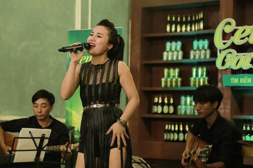 """Trúc Nhân """"hẹn hò"""" Đinh Hương ngồi ghế nóng - 3"""