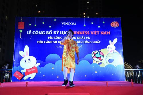 """Kỷ lục Guinness mùa Trung Thu 2016: Chính thức """"lên đèn"""" Thỏ Vincom - 3"""