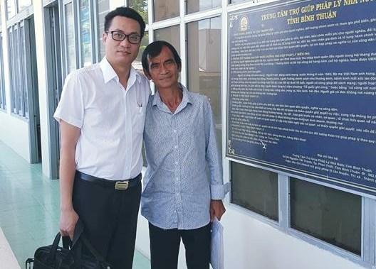 Thương lượng bồi thường lần cuối cho ông Huỳnh Văn Nén - 1