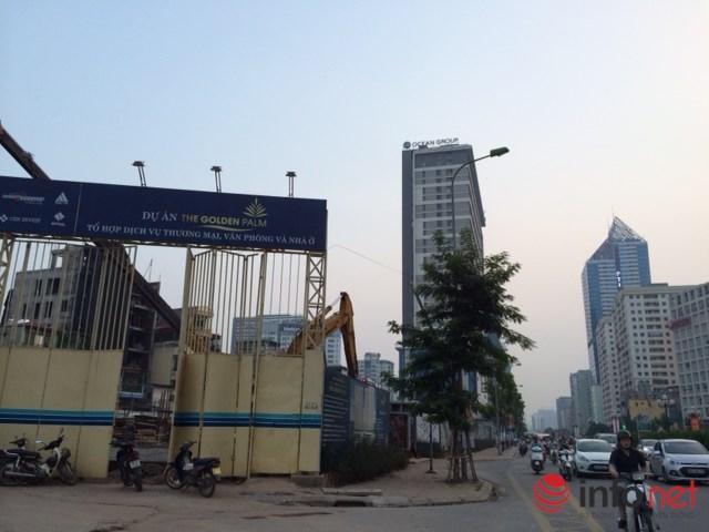 HN: Đường sá ngày càng tắc nghẹt vì chung cư bủa vây - 7