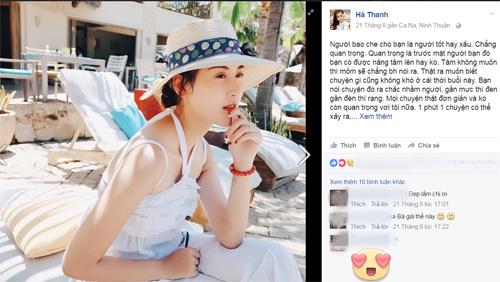 Hot girl Hà Lade bất ngờ chia tay bạn trai đại gia - 3