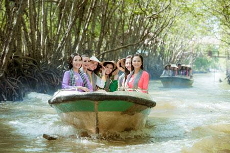 Bất ngờ với những kỷ lục của Hoa Hậu Việt Nam 2016 - 2