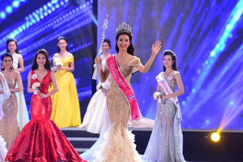 Bất ngờ với những kỷ lục của Hoa Hậu Việt Nam 2016 - 11