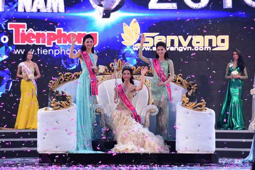 Bất ngờ với những kỷ lục của Hoa Hậu Việt Nam 2016 - 14