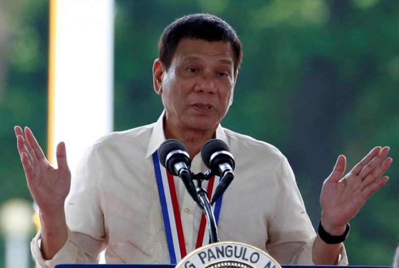 TT Philippines: Về nhân quyền, Obama phải nghe tôi nói - 1