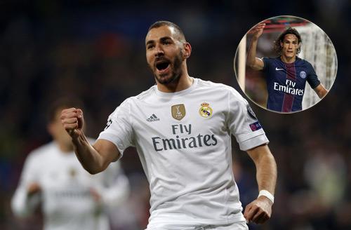 Cú áp-phe chuyển nhượng: PSG mua Benzema 50 triệu bảng - 1