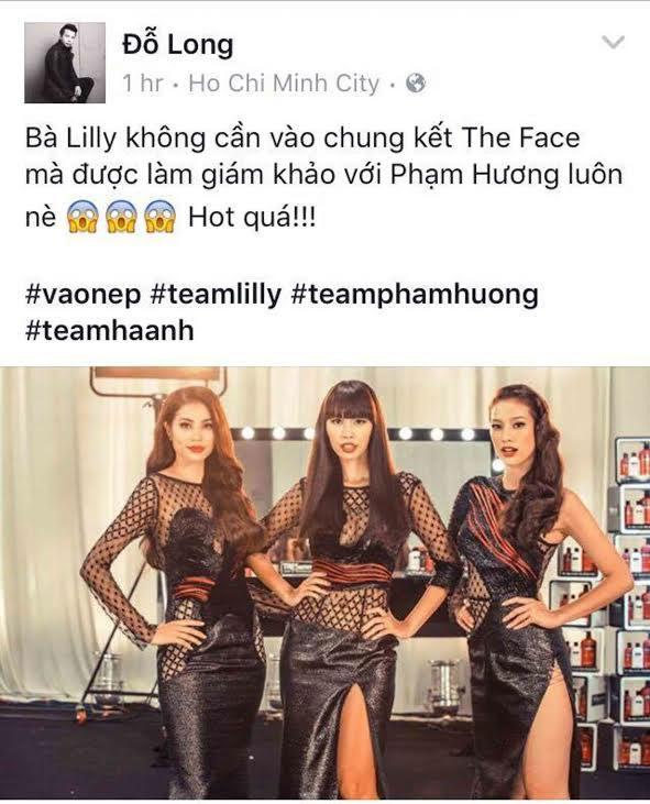 """Phạm Hương và """"cô gái sexy nhất The Face"""" lại đối đầu - 6"""