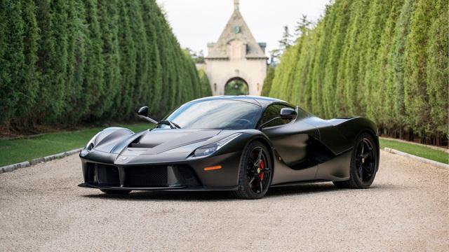 """Top 10 xe có giá """"khùng"""" tại buổi đấu giá Mecum Daytime Auction 2016 - 1"""