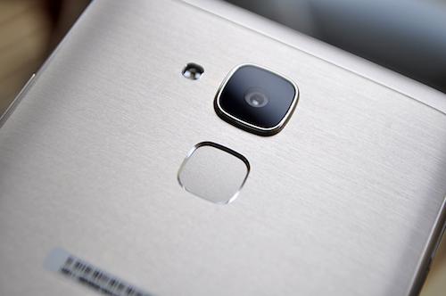 Đánh giá Huawei GR5 Mini: Điểm cộng cảm ứng vân tay - 1