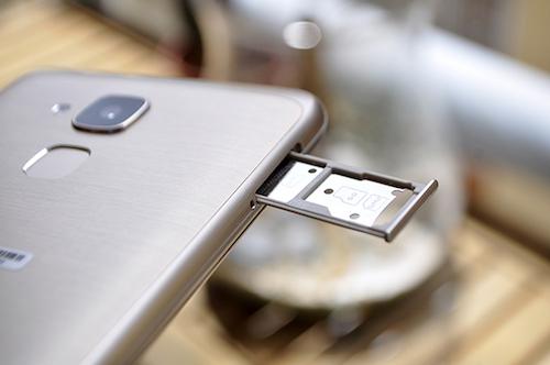 Đánh giá Huawei GR5 Mini: Điểm cộng cảm ứng vân tay - 2