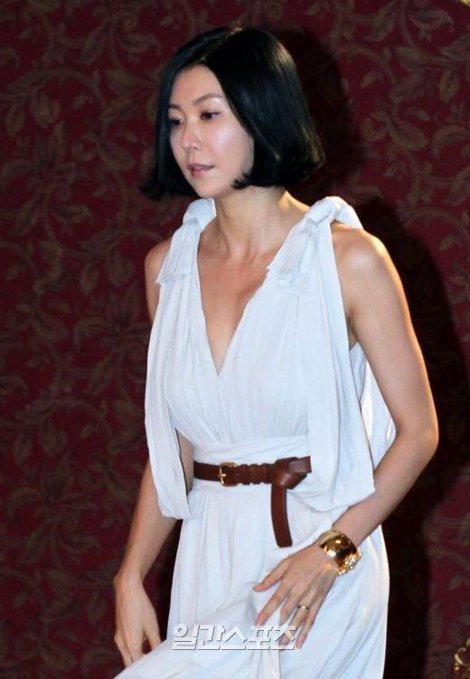 Á hậu Hàn đóng phim sau 10 năm vướng bê bối nhạy cảm - 1