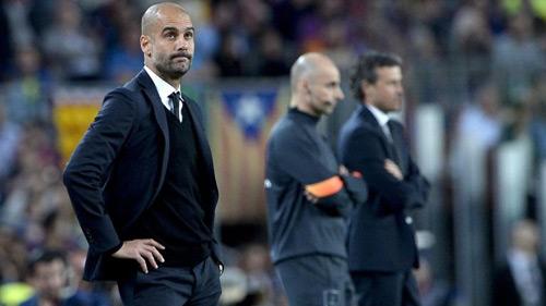 Tin HOT tối 31/8: Pep nói không đội nào hay hơn Barca - 1