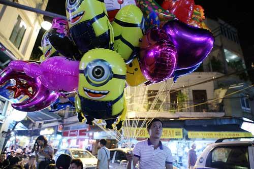 """Hãi hùng những quả """"bom di động"""" trên đường phố Thủ đô - 9"""