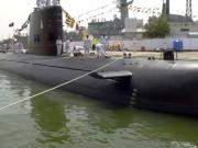 Pakistan mua 8 tàu ngầm tấn công từ Trung Quốc