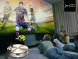 Cuồng nhiệt bóng đá với máy chiếu Android JmGO độc đáo