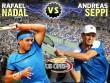 TRỰC TIẾP Nadal – Seppi: Cẩn trọng không thừa