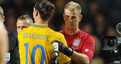 Số phận Joe Hart và cuộc đào thoát của Ibrahimovic - 1
