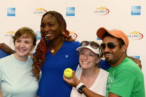 US Open ngày 3: Djokovic bất chiến tự nhiên thành - 2