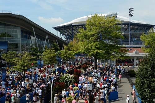 US Open ngày 3: Djokovic bất chiến tự nhiên thành - 3