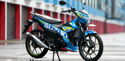 Suzuki Raider 150 FI mới sẽ tham gia thị trường Việt từ tháng 12 - 1