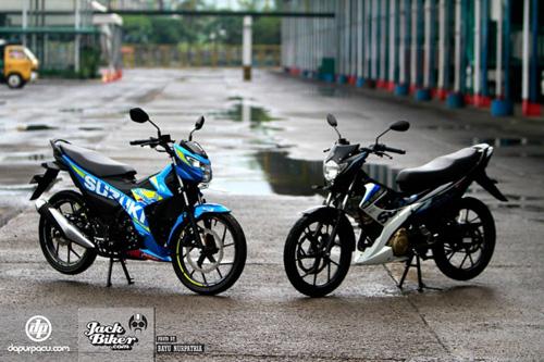 Suzuki Raider 150 FI mới sẽ tham gia thị trường Việt từ tháng 12 - 2