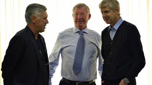 Hội nghị HLV UEFA đủ mặt anh tài trừ… Pep và Conte - 4