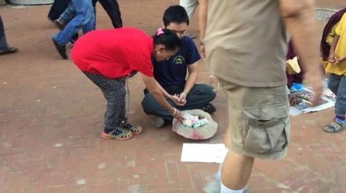 Chàng trai Việt giả ăn xin ở Nepal và bất ngờ xảy đến - 4