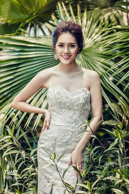 Bella Bridal tôn sự duyên dáng, quý phái của con gái Việt - 2