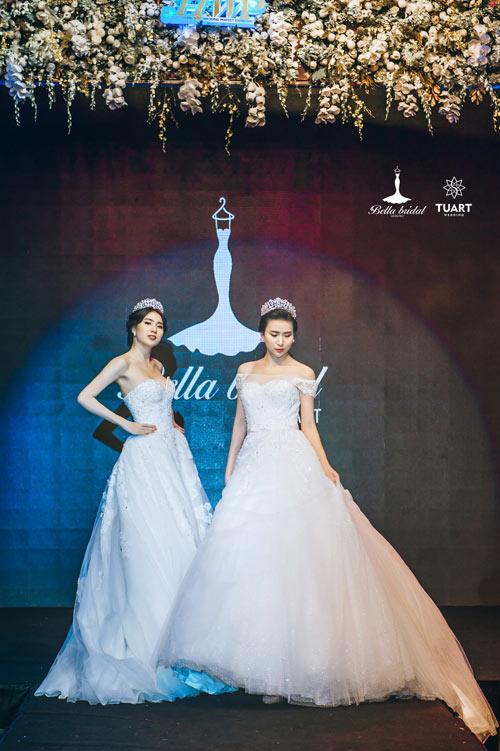 Bella Bridal tôn sự duyên dáng, quý phái của con gái Việt - 4