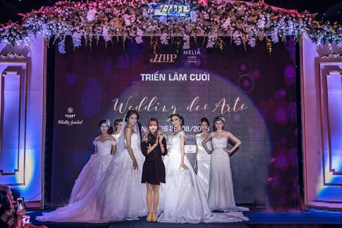 Bella Bridal tôn sự duyên dáng, quý phái của con gái Việt - 5
