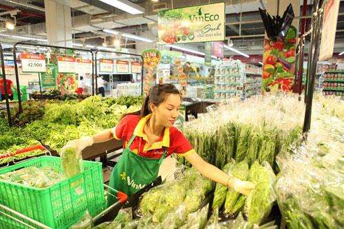 Vingroup liên kết với 1.000 hợp tác xã và hộ nông dân cung ứng nông sản sạch - 1