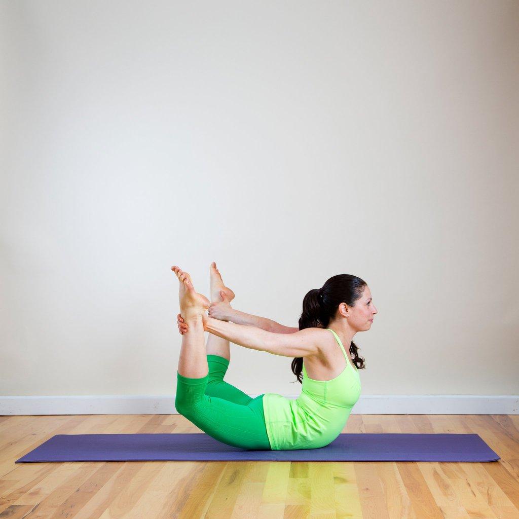 Detox cơ thể từ những bài tập yoga đơn giản - 4